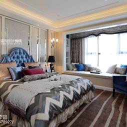 奢華混搭風格臥室設計