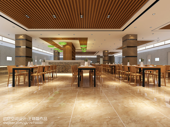 陕西西安巨翰商场小吃城700平米_2