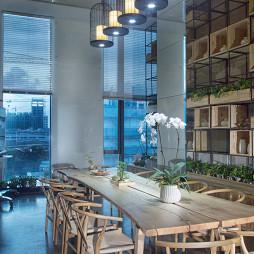 创意办公室会议桌设计