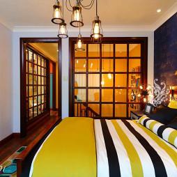 家装混搭风格创意卧室装修