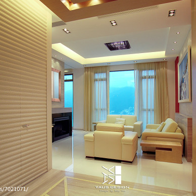 家居现代风格休闲区设计