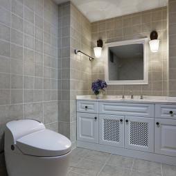 193㎡乡村美式卫浴装修