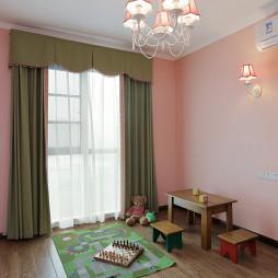 193㎡乡村美式儿童房装修
