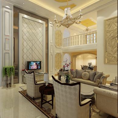 别墅复式设计_2407157