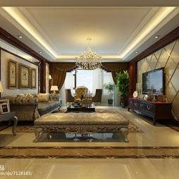 新营华府家居设计(古典中式风格)_2407869