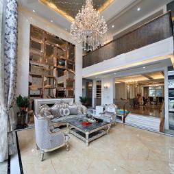 欧式时尚家居客厅设计图