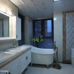 新古典时尚家居卫浴设计