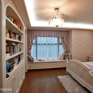 家装田园格调儿童房设计