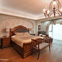 家装田园格调卧室设计