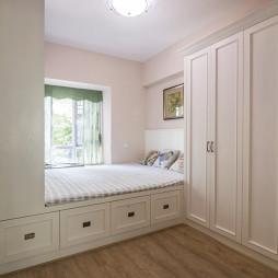 简约三居室卧室装修