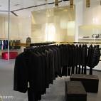 时尚奢侈品店商品展示区设计