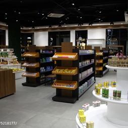 进口食品超市设计