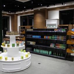 食品超市裝修案例