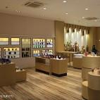 工装商业空间展示柜设计
