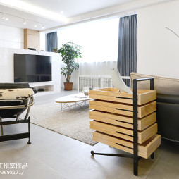 北欧风格家居客厅设计图片