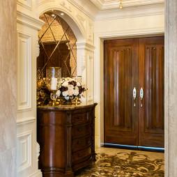 家装欧式风格玄关设计