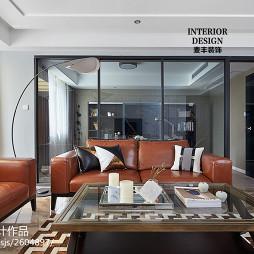 現代風格家居客廳布置