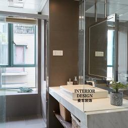 时尚现代风格卫浴设计效果图