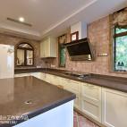 家居简欧风格厨房设计效果图