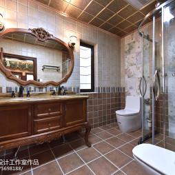 家装简欧风格卫浴设计