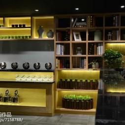 火锅餐厅室内装修