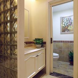 家装欧式风格卫浴装修