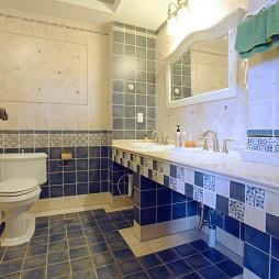 东南亚风情卫浴设计