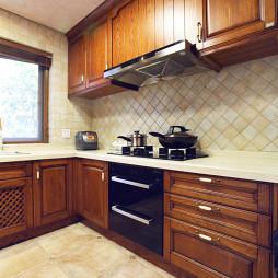 家居东南亚风格厨房装修