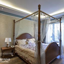 家装东南亚风格卧室设计