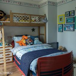 欧式格调样板房儿童房装修