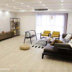 家居简欧风格客厅设计图