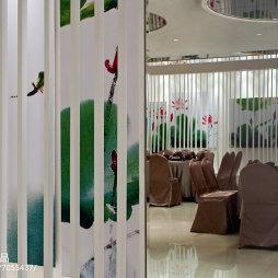 中式乡村餐厅设计