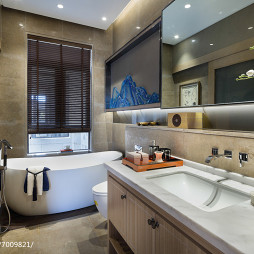 中式格调卫浴装修