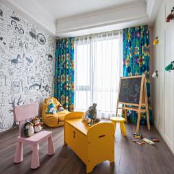 美式格调儿童房设计
