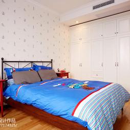 创意美式儿童房设计