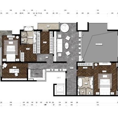 林淏森:山水文园住宅-GDA观在设计_2423732
