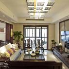 家装美式风格客厅装修
