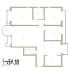 【久栖设计】北京罗马家园浓郁混搭美式_2424182