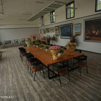 工装展厅室内设计效果图