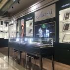 饰品店展示柜设计效果图