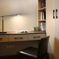 家装简约风格书房设计