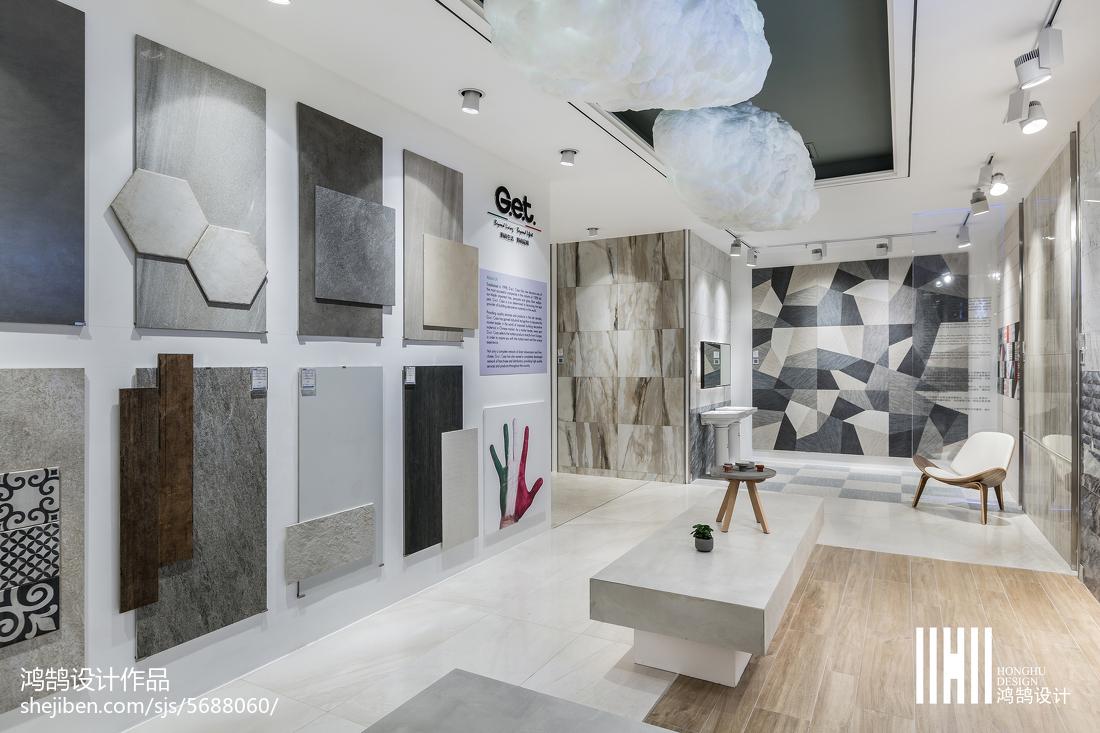 家装建材_建材国际馆室内装修 – 设计本装修效果图