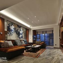 优雅简约风格客厅设计