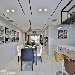 家装简约风格别墅餐厅设计