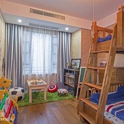 LOFT风格儿童房设计