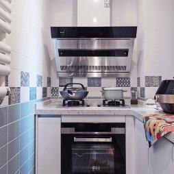 浪漫现代风格厨房设计