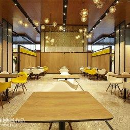 万家厨房中餐厅设计