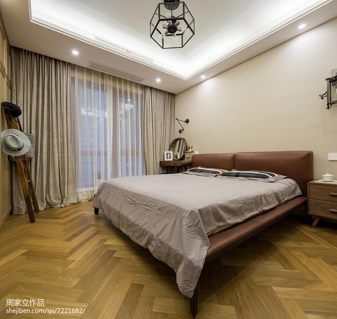现代格调卧室设计案例