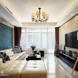 中式风格家居客厅设计图