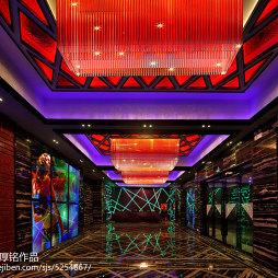 紫龙汇KTV 大厅设计